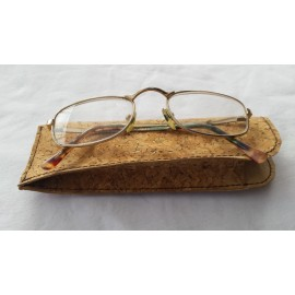 Etui à lunettes en liège